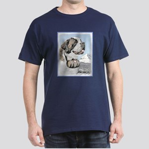 Saint Bernard Dark T-Shirt